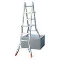 Шарнирные телескопические лестницы
