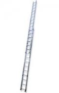 Выдвижные лестницы-стремянки из двух секций серия Fabilo Krause