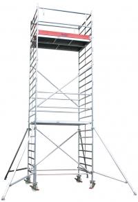 STABILO 5000-3 Передвижные подмости, поле 3,0 х 1,5 м. Раб. высота 12,3 м