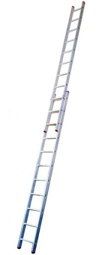 Выдвижная лестница 2х8