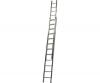 FABILO Выдвижная лестница, 2 х 12 перекладин