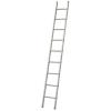 SIBILO Лестница приставная, 9 ступенек, раб. высота 3,9 м