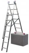 Универсальная лестница с доп. функцией 3х8