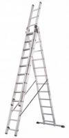 TRIBILO Универс. лестница их трёх частей, 3 х 12 перекладин