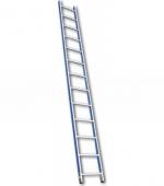 Лестница широкая приставная односекционная 16 ступ